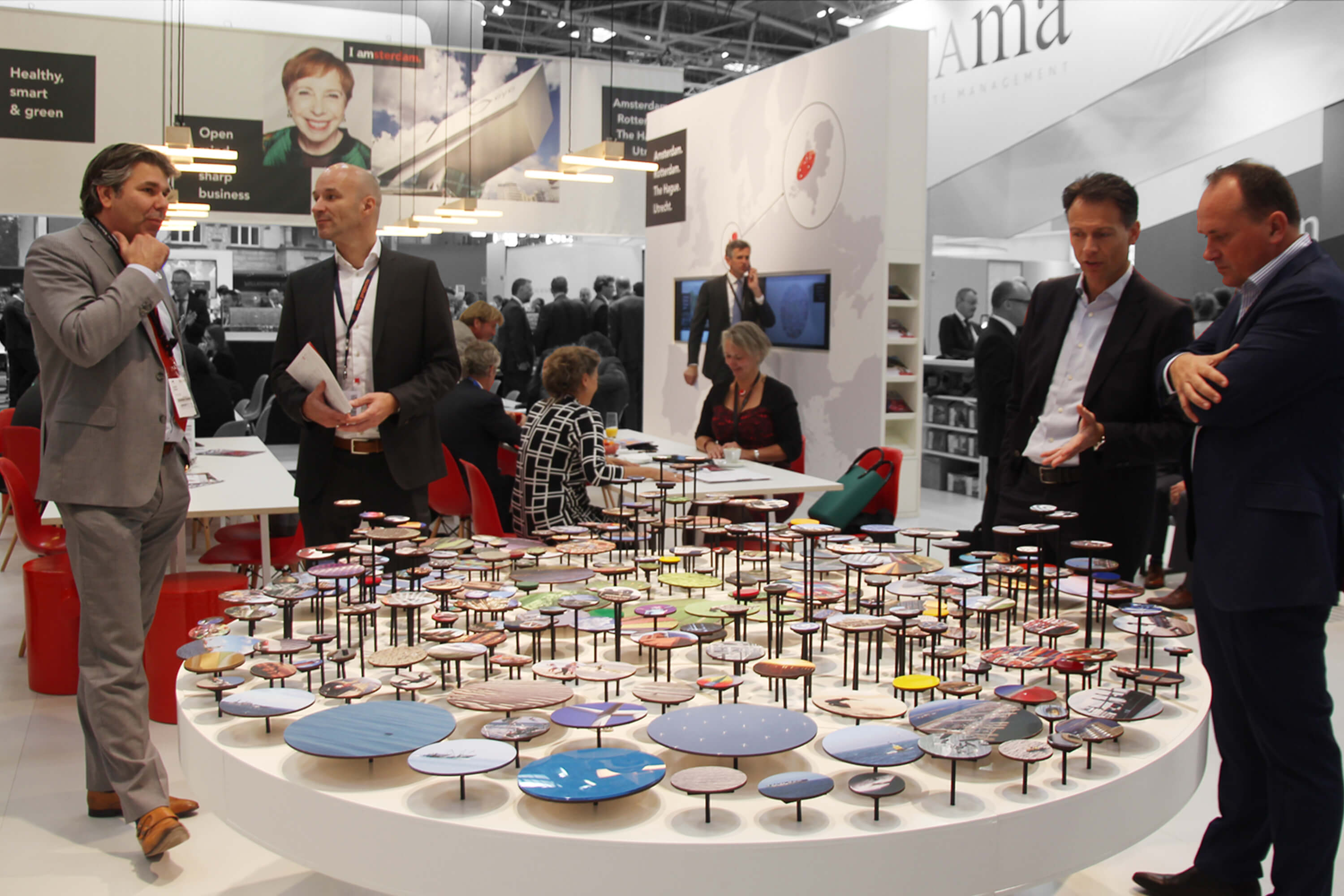 Expo Real 2015 Standontwerp