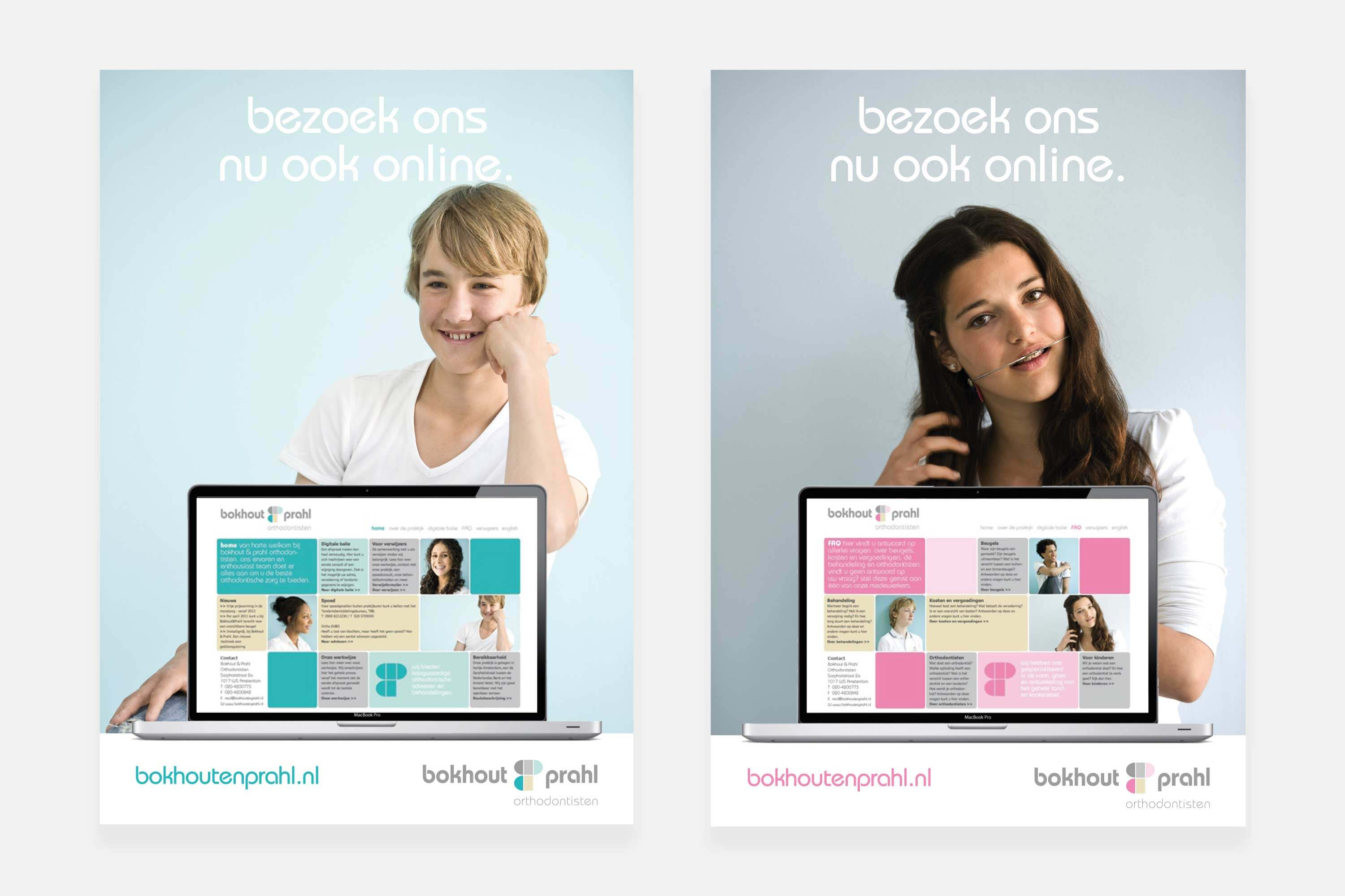B & P_Online Posters